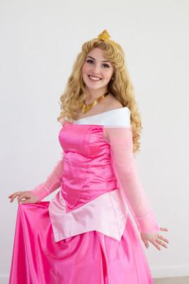 Aurora Inspired Character