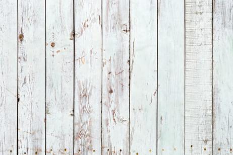 Bois blanc vertical