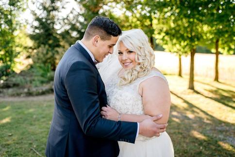 Mariage de Débora Carbonneau et Justin Lopes