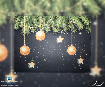 Toile Noël