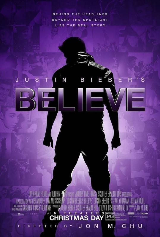 "Movie Review: Justin Bieber's ""Believe"""