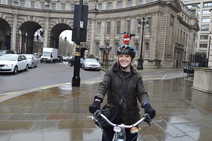 Travel: Touristy London!