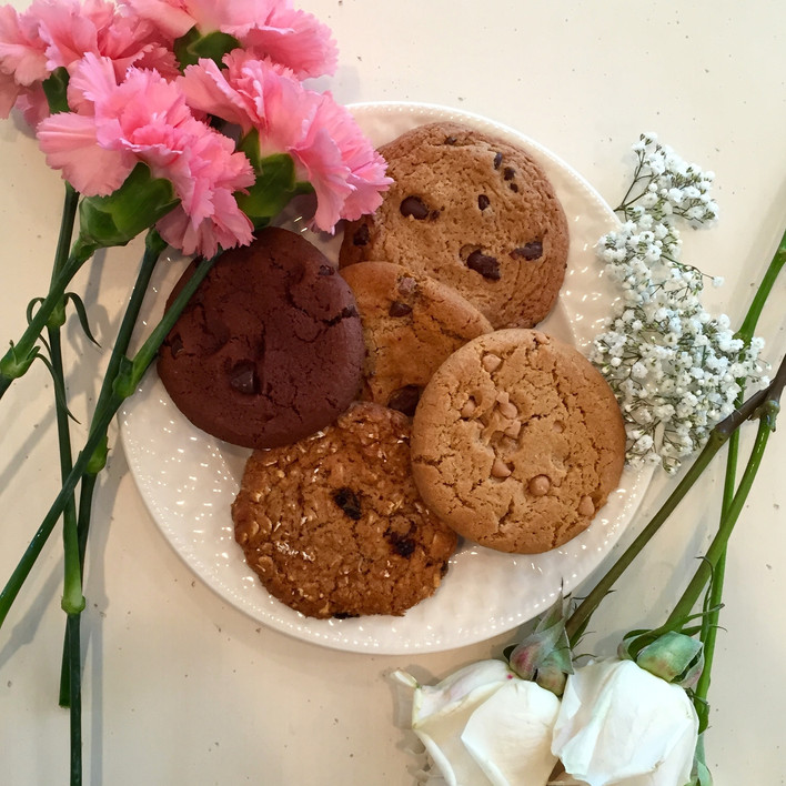 Eats: Delicious Guilt-Free Cookies?!!