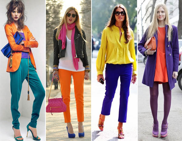 "Why Color Blocking is Still a ""Thing"""
