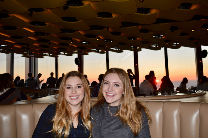 Eats: Duck and Waffle