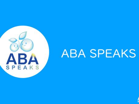ABA SPEAKS顧問
