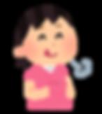 manpuku_syokugo_woman.png