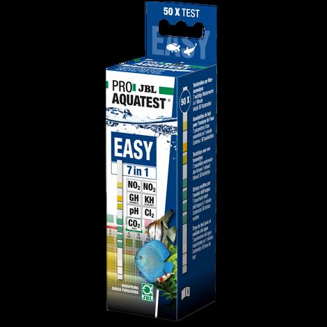 JBL Proaquatest Easy 7 in 1 test strips