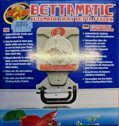 Zoo Med Bettamatic Automatic feeder