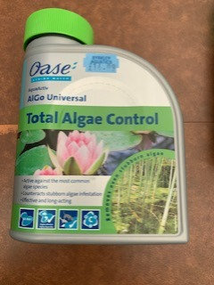 Total Alage Control for Blanketweed or string algae