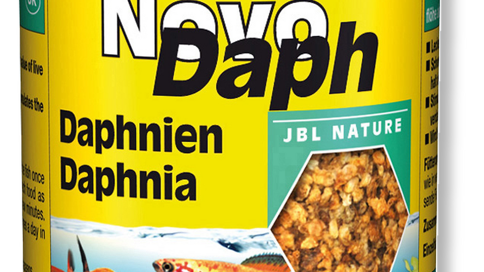 JBL Novo DaphFreeze dried Daphnia