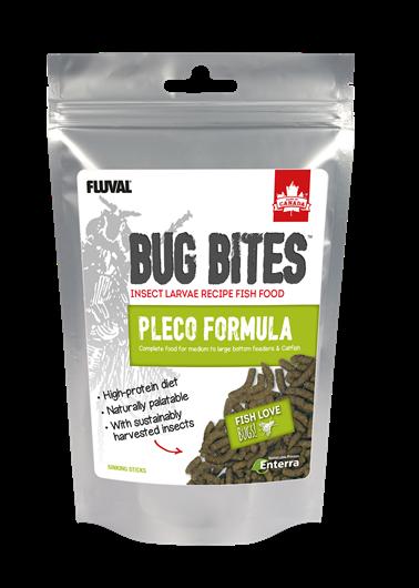 Bug Bites Plec Formula 130g