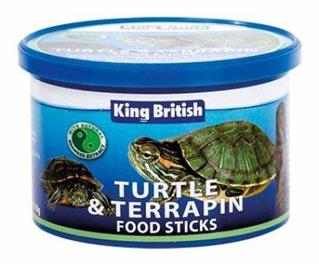 KB Turtle Food Sticks 110g