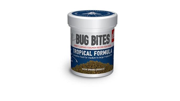 Bug Bites Tropical Granules 45g