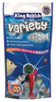 KB Variety treats 40g