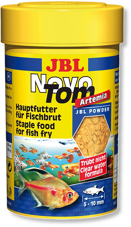 JBL Novo Tom Artemia