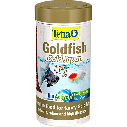 Tetra Goldfish Gold JAPAN 145g