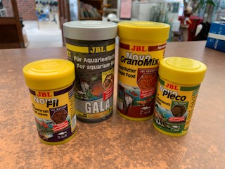 Tropical Fish Food Survival Pack