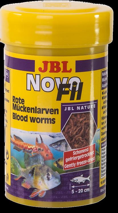 JBL NovoFil Freeze dried Bloodworms