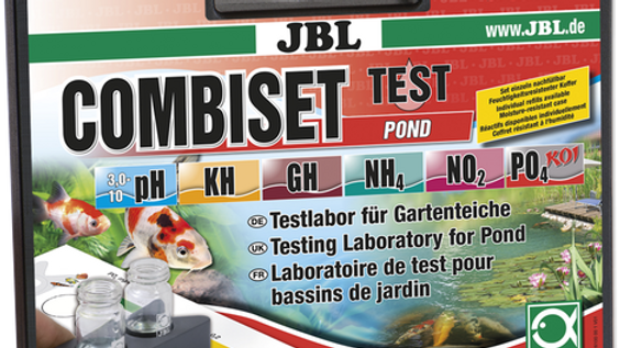 JBL Test Combi Set Pond