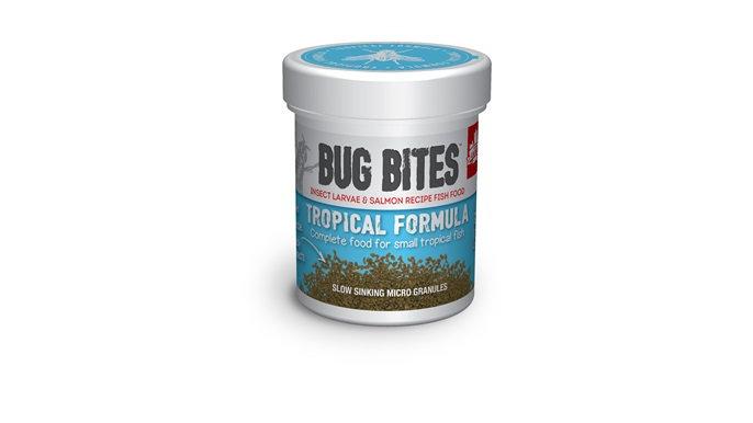 Bug Bites Tropical Micro Granules 45g