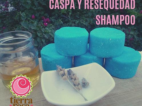 Shampoo para Caspa y Resequedad