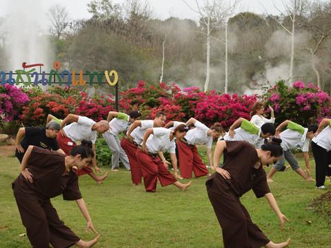 Ancient arts in Thailand