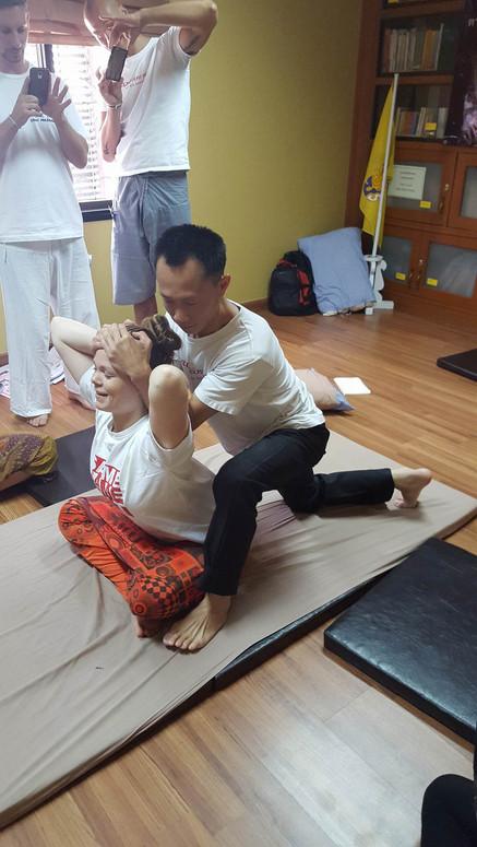 Advanced Stretching