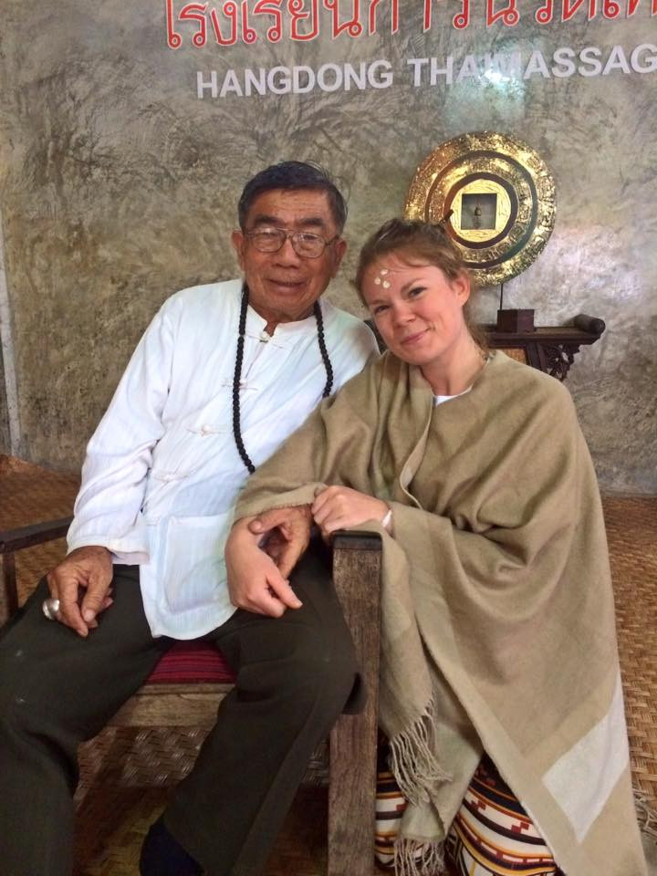 Meeting a Lanna Master