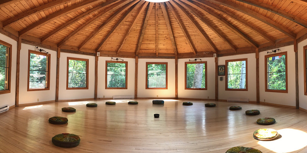 Spring Thai Massage Training Wellness Retreat