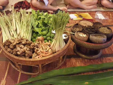 Herbs for Thai Herbal Compress Massage