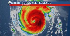 Florence Will Not Affect Arkansas, But WILL Affect Arkansans