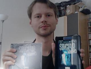 Mein erster Roman: Sinclair Academy - Onna, die Frau mit der Fratze ist raus