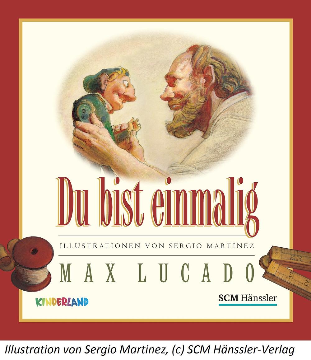 """Max Lucados """"Du bist einmalig"""" lag unserem Musical zu Grunde"""
