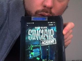 Sinclair Academy 8 - Dämon der Schuld treibt Opfer in den Selbstmord