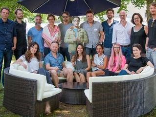 Teilnahme am Writer's Room:Lab des Bayrischen Filmzentrums