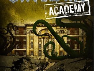 Sinclair Academy zum Zweiten - Das Grauen von Oxford ist erschienen