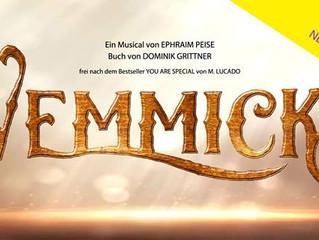 """Unterstützt unser Musical """"DIE WEMMICKS"""""""