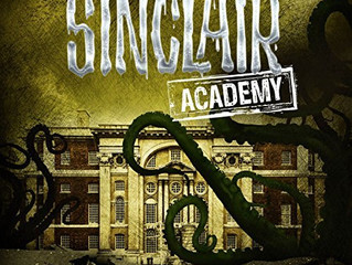 Hörspiel von Sinclair Academy Folge 05 raus!