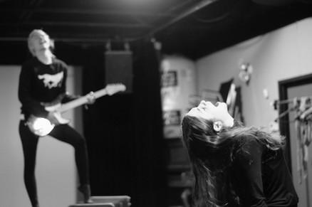 Ombre Eurydice Parle / En répétition