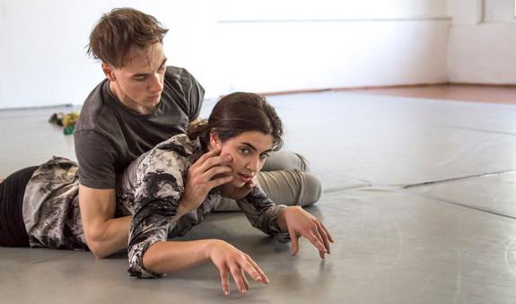 Duos - Louise Bédard Danse