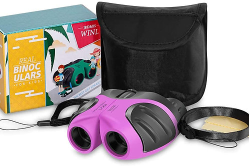 Binoculars Toys for Children,Birthday Gifts for 4-9 Old Year kids