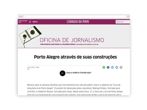 Correio do Povo | Guia de Arquitetura de Porto Alegre
