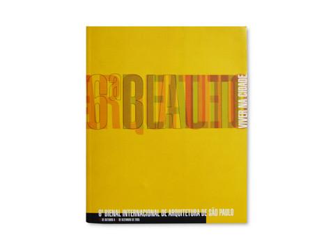 6ª Bienal Internacional de Arquitetura de São Paulo