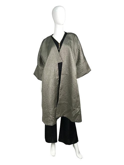 Kimono largo bronce.