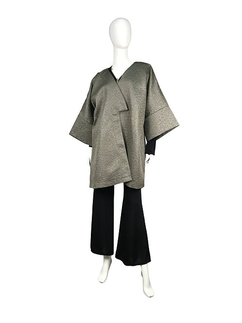 Kimono corto bronce.