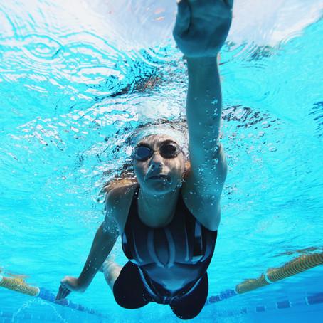 """Preventing """"Swimmer's Shoulder"""""""