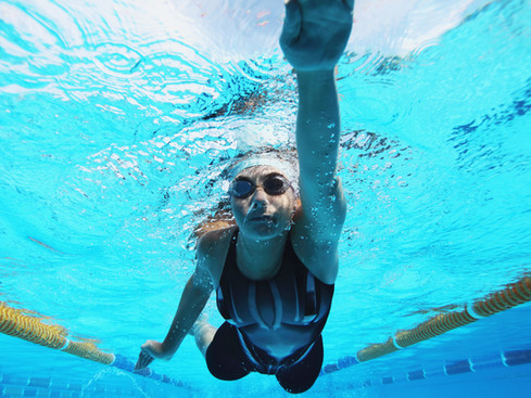 The amazing health benefits of swimming!