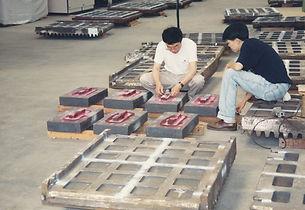 dye penetrant testing, manganese quality control