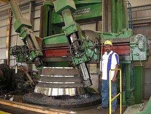 machining manganese bowl liner wear part
